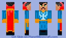 Dr. Strange Minecraft Skin