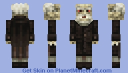 Count Dracula (Novel-friendly) Minecraft Skin