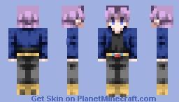 Trunks - Dragon Ball Z - Minecraft Skin