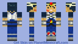Dragon Quest - Fly Minecraft Skin