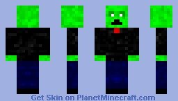 Dr.Creeper Minecraft Skin
