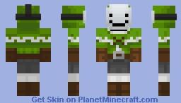 Dream Remake Minecraft Skin