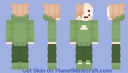 Dream 💚 Minecraft Skin