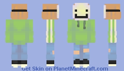Dream! :D Minecraft Skin