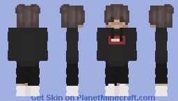 Dream's Old E-boy skin (2015 - 2020) Minecraft Skin