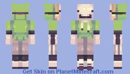 𝔇𝔯𝔢𝔞𝔪 // 𝚜𝚖𝚊𝚕𝚕 𝚖𝚌𝚢𝚝 𝚜𝚔𝚒𝚗 𝚍𝚞𝚖𝚙 Minecraft Skin