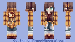 Dreamcatcher Minecraft Skin