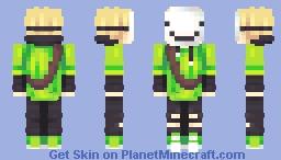 𝘿𝙧𝙚𝙖𝙢 /+ speedpaint Minecraft Skin