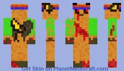 Dreamon Raichu Minecraft Skin