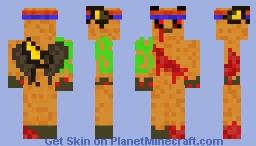 Dreamon Raichu *Improved* Minecraft Skin