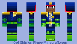 Judge Dredd - Comic Book Version Minecraft Skin
