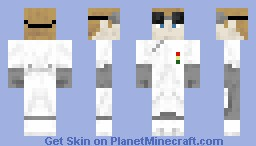 Dr. Horrible Minecraft Skin