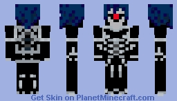 Drive Knight Minecraft Skin