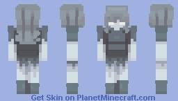 d r o w n e d // CE Minecraft Skin