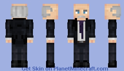 Dr. Phil | God Minecraft Skin