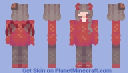 You've been struck by ~~Skinfight entry~~ Fanskin for DrqgonTyphoon Minecraft Skin