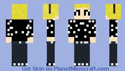 Drummer [ Six the Musical on Broadway ] Minecraft Skin
