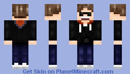 10 Sub Celebration-Drumman92 Minecraft Skin