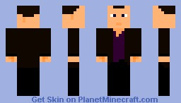 Ninth Doctor [ArceusGrass request] Minecraft Skin