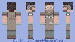 Dr. Zed (Borderlands) Minecraft Skin