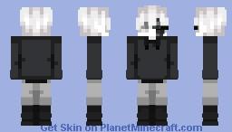 ctv re Minecraft Skin