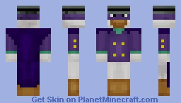 Darkwing duck Minecraft