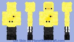 Ducky Hoodie Minecraft Skin