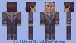Gul Dukat Star Trek DS9 Minecraft Skin