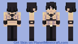 ♂dungeon master♂ Minecraft Skin