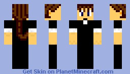 Duo Maxwell Minecraft Skin