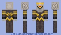 Dusknoir Minecraft Skin