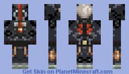 Stalker: Duty Soldier Seva Minecraft Skin