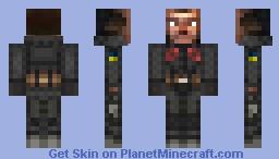 Stalker: Duty Leader Voronin Minecraft Skin