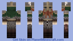 [FRP] Dwarf Guard Minecraft Skin
