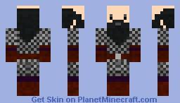 Norse dwarf Minecraft Skin
