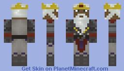 Dwarven king Minecraft