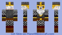 Dwarven elder Minecraft Skin