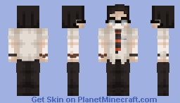 Yummy' - Dwight Fairfield (from Dead By Daylight) Minecraft Skin