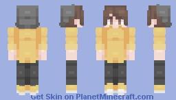 𝐼'𝓂 𝐼𝓃 𝐿𝑜𝓋𝑒 𝒲𝒾𝓉𝒽 𝒜𝓃 𝐸-𝒢𝒾𝓇𝓁 :- 𝔊𝔦𝔰𝔢𝔦 Minecraft Skin