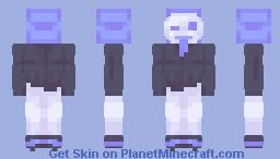 diskord Minecraft Skin