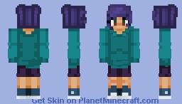 Artemio Minecraft Skin