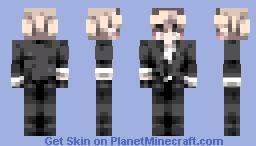 𝑲𝑨𝑮𝑼𝑵𝑬 𝑲𝑶𝑽𝑨𝑪𝑺 🎱 Minecraft Skin