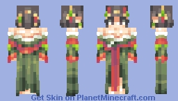 The Empress Minecraft Skin