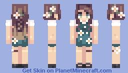 japan Minecraft Skin