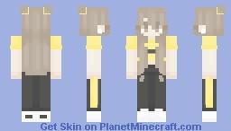 Queen!- [ Remake ] Minecraft Skin