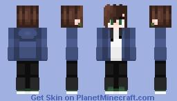 Nother boi Minecraft Skin