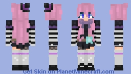 LDshadowlady Witch Coven - No bubbles Minecraft Skin