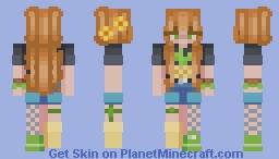 pines Minecraft Skin
