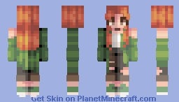 Please Don't Say You Love Me- Minecraft Skin