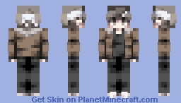 yay i can make my own shi now Minecraft Skin
